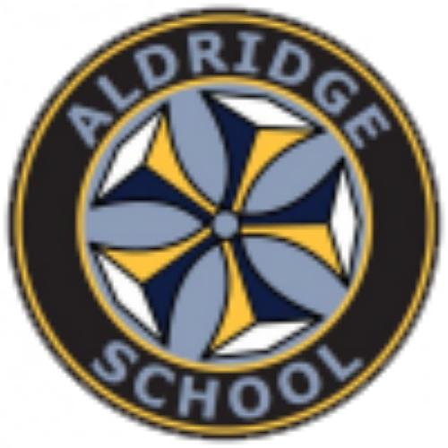 Aldridge School's logo