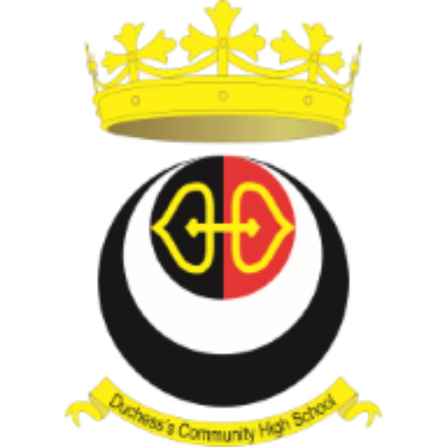 The Duchess's Community High School's logo