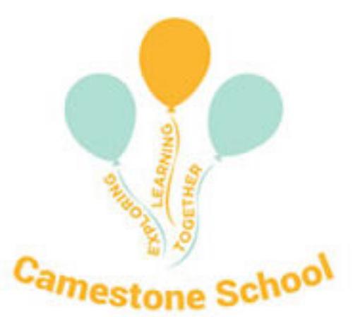 Camestone School Bedford's logo