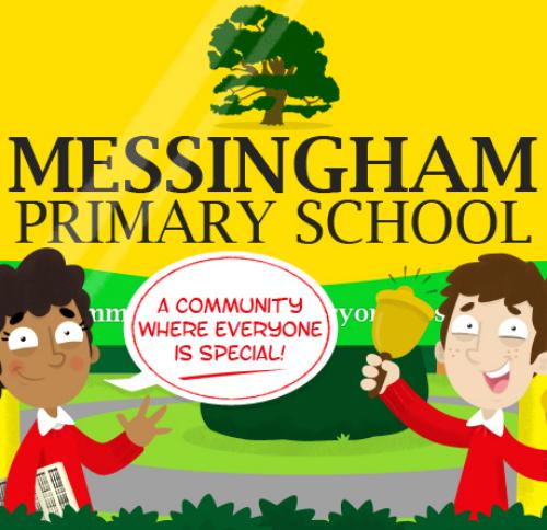 Messingham Primary School's logo