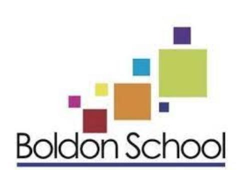 Boldon School's logo