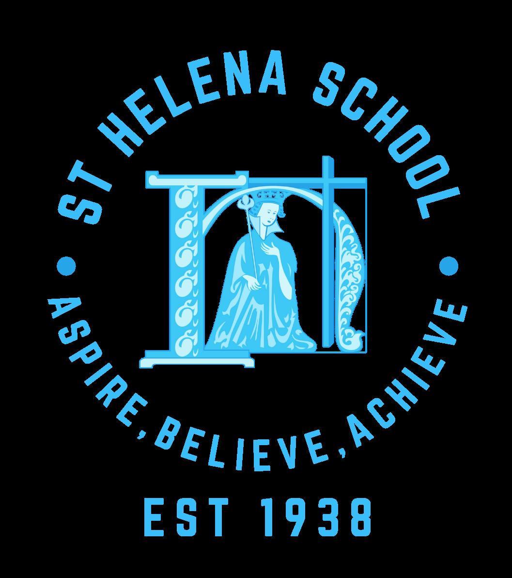 St Helena School Logo