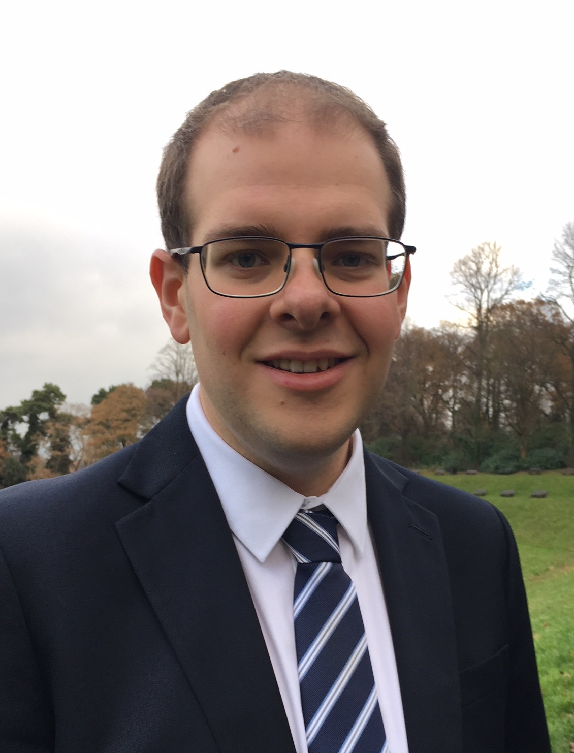 Jonathan Ash-Edwards : Chair of Trustees