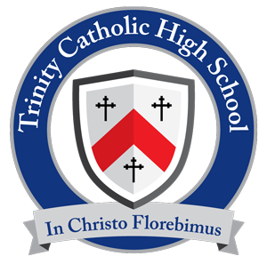 Trinity Catholic High School Logo