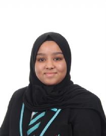 Habiba Year 10 : Venturing beyond her comfort zone