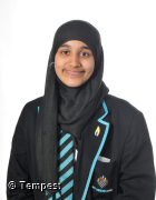 Ameena Year 9 : Sports enthusiast, seizing every opportunity and making a difference