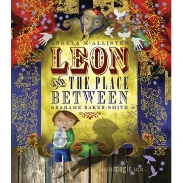 Leon and the Place Between book cover