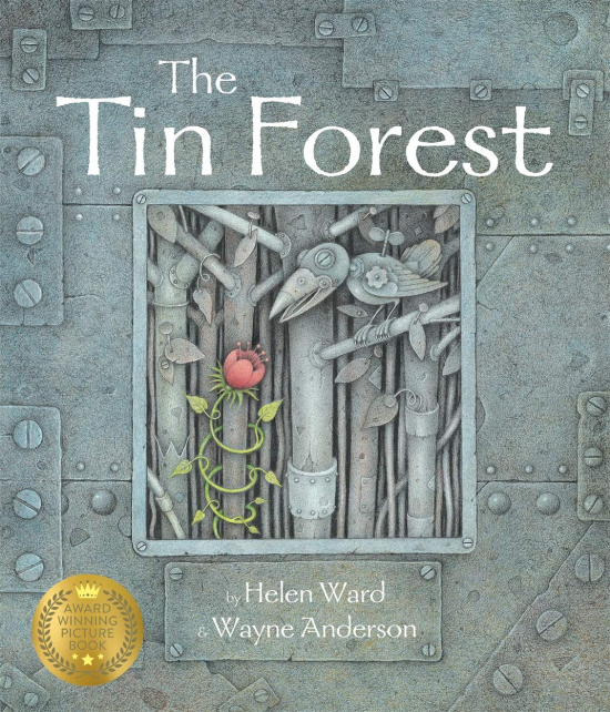The Tin Forest book cover image