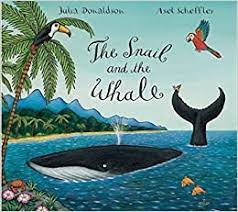 The Snail and the Whale book cover