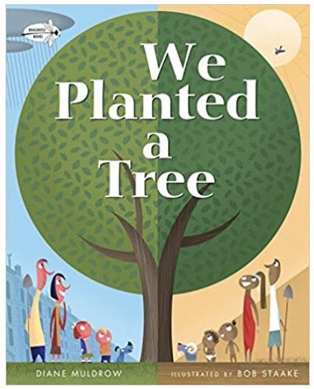 We Planted a Tree book cover