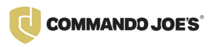 Commando Joe