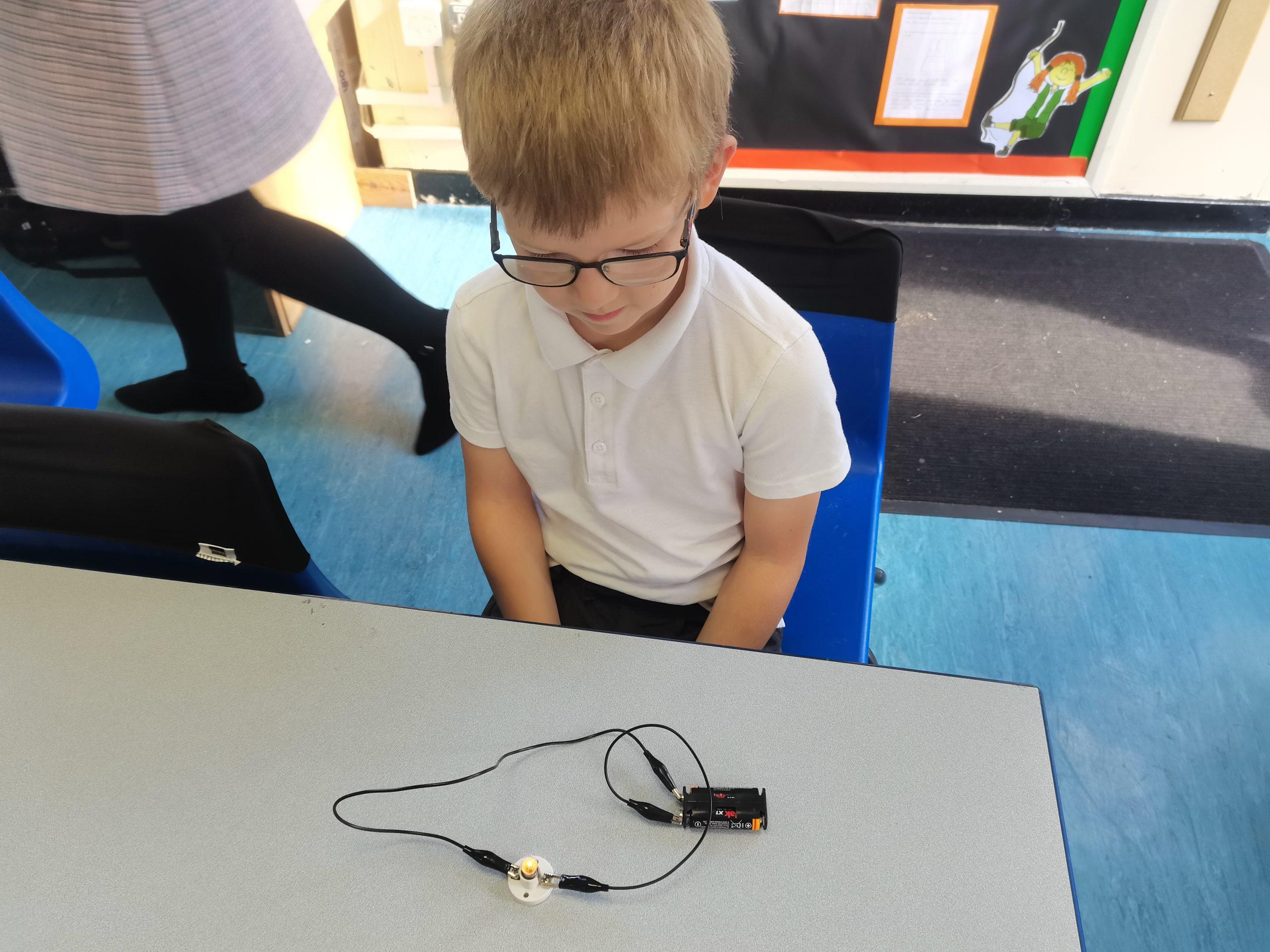 Class 10 exploring circuits