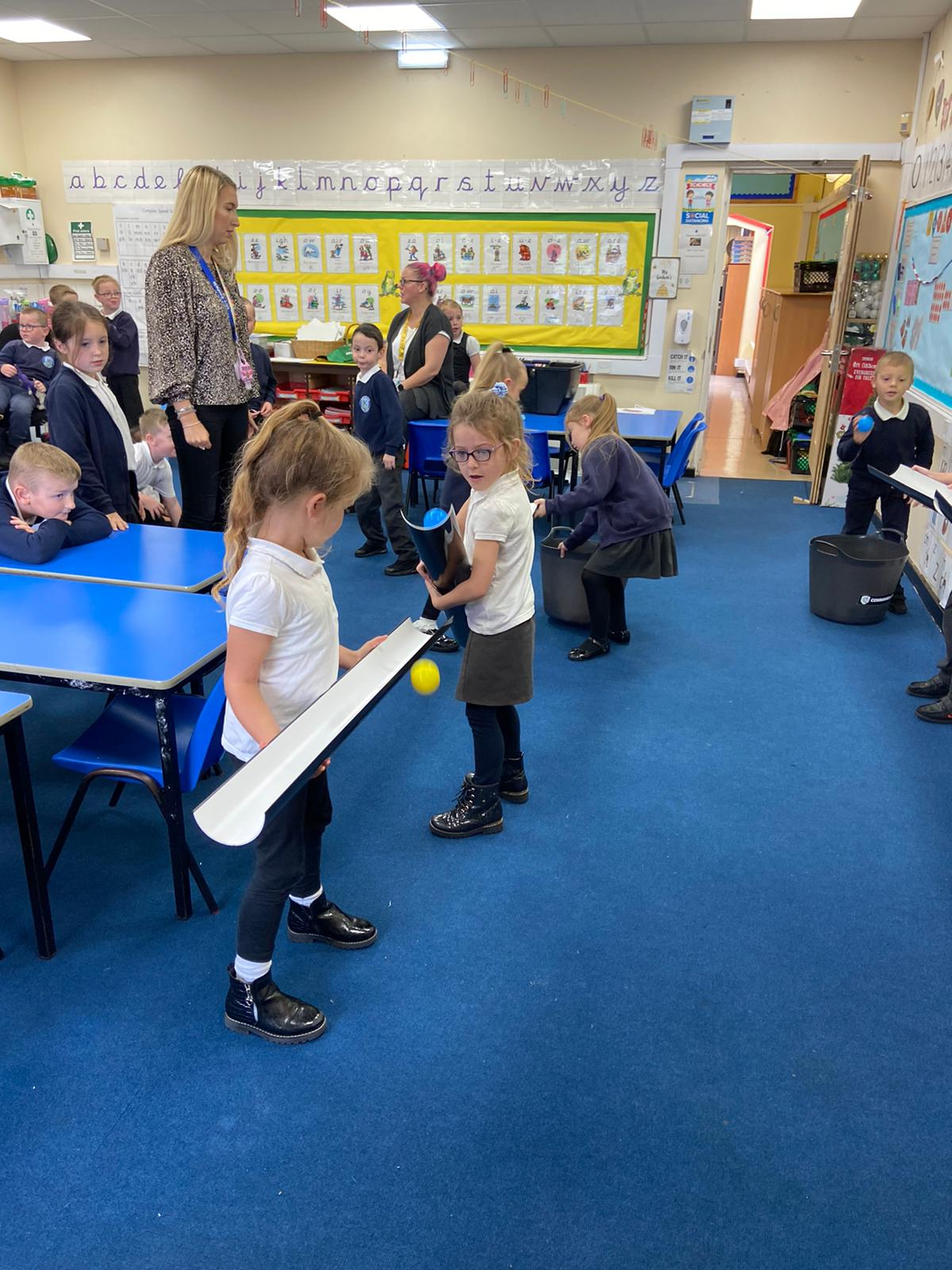 Year 2's CoJo mission